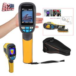 HT-02D Indoor LCD Digital Imaging Camera Thermometer IR Infr