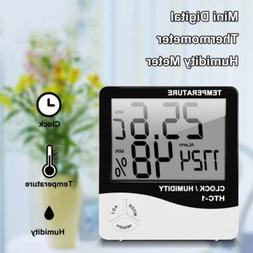 htc 1 digital lcd thermometer hygrometer humidity