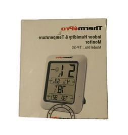Hygrometer Digital Indoor Thermometer Room And Humidity Gaug
