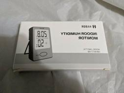 Habor Hygrometer Thermometer Digital Indoor Humidity Monitor