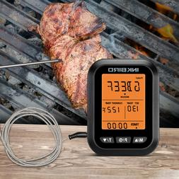 Inkbird ICT-2P Big Display Screen BBQ Thermometer Timer Aler