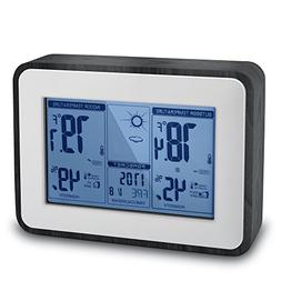 Indoor Outdoor Thermometer Digital Hygrometer Large Display