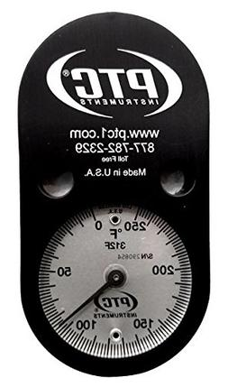 PTC Industrial Tank Thermometer with Dual Magnets