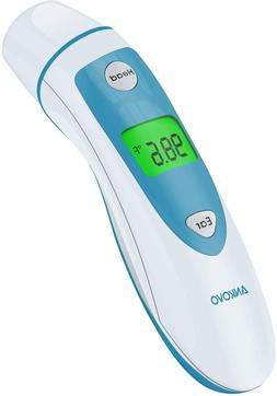 ANKOVO Infrared  Digital  Thermometer For Forehead and Ear