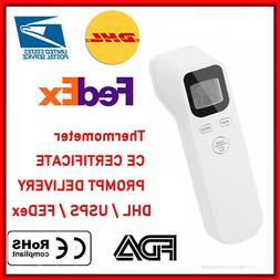 Infrared Forehead Thermometer Digital LCD Non-Contact Temper