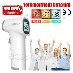 Infrared Forehead Thermometer non touch Digital LCD Termomet