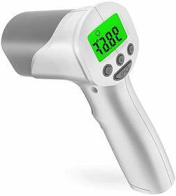infrared noncontact forehead thermometer