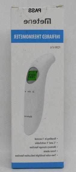 infrared thermometer forehead and ear fdir v16