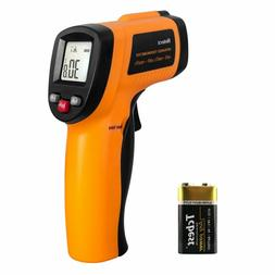 Helect Infrared Thermometer, Non-Contact Digital Laser Tempe