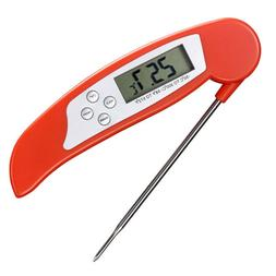 Instant Read Meat Digital Thermometer Kitchen For Food BBQ B