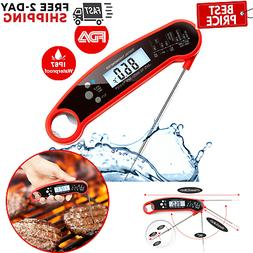Internal Meat Thermometer Instant Read Thermapen Digital Fas