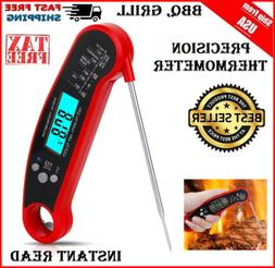 Internal Meat Thermometer Long Probe Instant Read Fast Meat