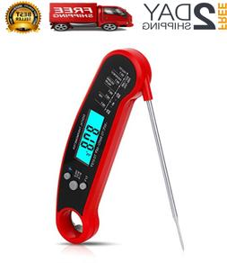 Internal Thermapen Digital Meat Thermometer Long Probe Insta