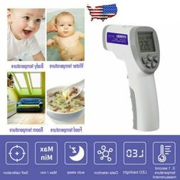 IR Digital Non-contact Thermometer Forehead Infrared Body Te