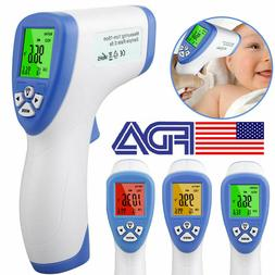 IR Infrared Digital Forehead Fever Thermometer Non-Contact B