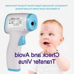 ir infrared digital thermometer non contact baby