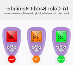 Infrared LCD Digital Forehead Fever Thermometer Gun Non-Cont