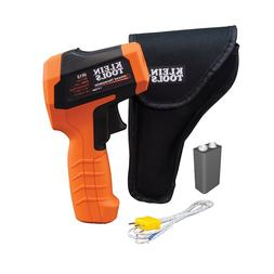 Klein Tools IR10 20:1 Dual Laser Infrared Thermometer - w/ C