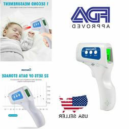 jxb 178 no contact infrared forehead thermometer