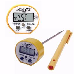 Kitchen Digital BBQ Grilling Meat Cooking Thermometer Waterp