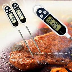 Kitchen Digital Thermometer For Meat Cake Candy Fry Food Coo