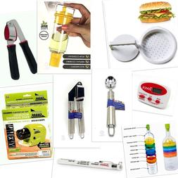 Kitchen Utensils Gadgets Tools Aides Cooking Prep Cleanup Ma