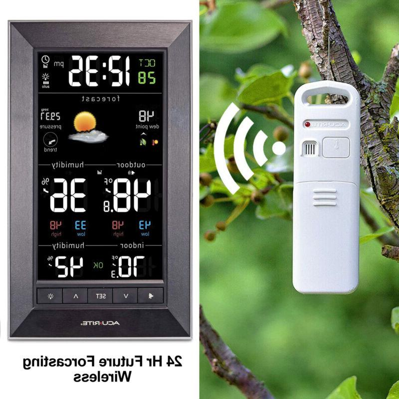 00592a4 wireless indoor thermometer