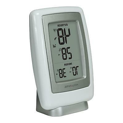 AcuRite Wireless Indoor/Outdoor Thermometer and Humidity