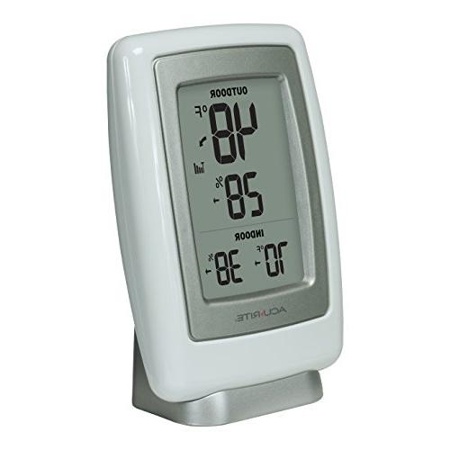 AcuRite 00611A3 Wireless Indoor//Outdoor Thermometer and Humidity Sensor