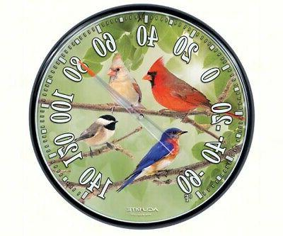 01781 wall thermometer