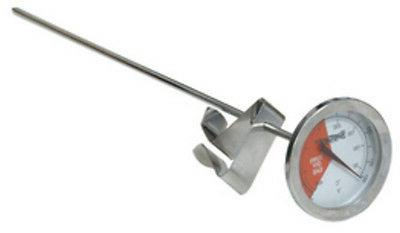 12 stainless thermometer carded 5025 cooking thermometer