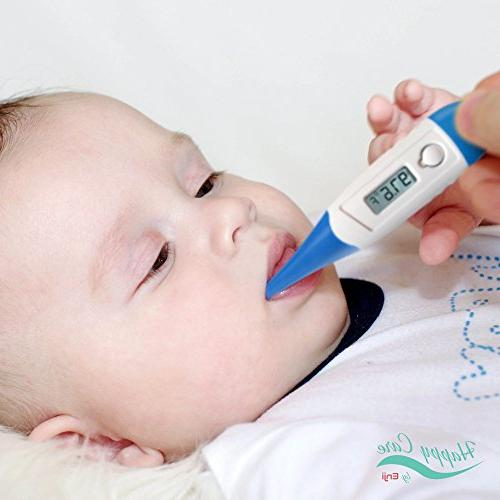 Digital Quick Second Reading for Armpit Underarm, Professional Infant, Kid, Babies, Children Adult