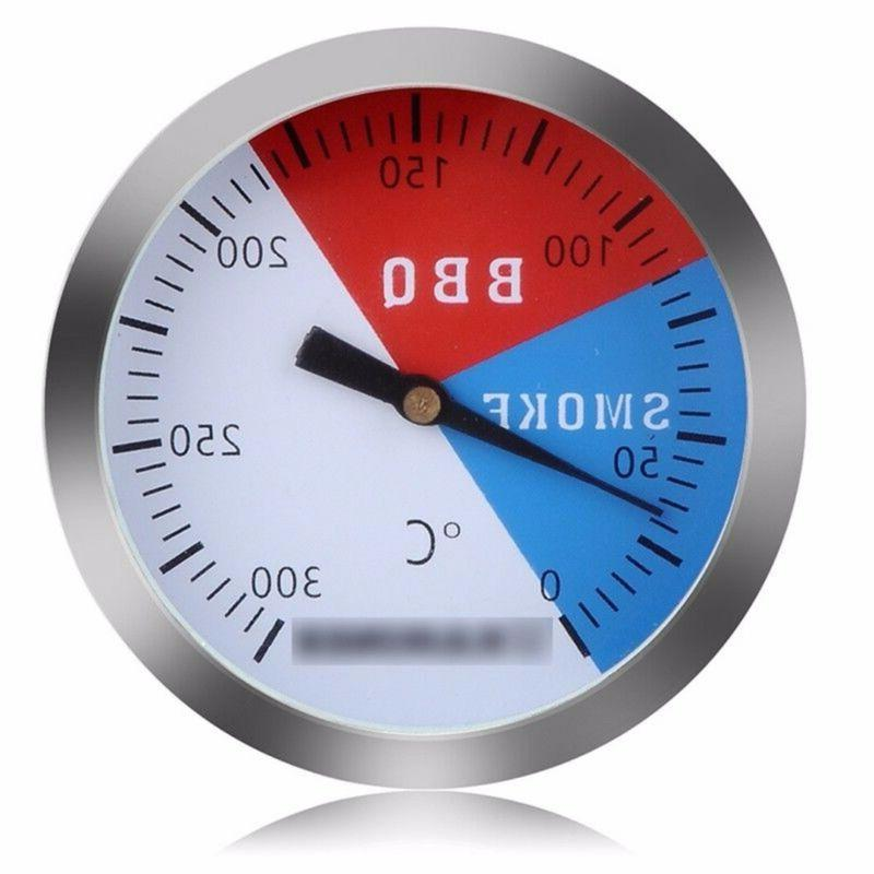 300℃ Barbecue BBQ Grill Thermometer Temperature Gauge