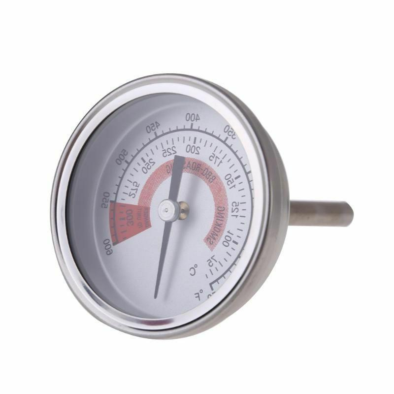 300 Smoke Temperature Gauge Camp