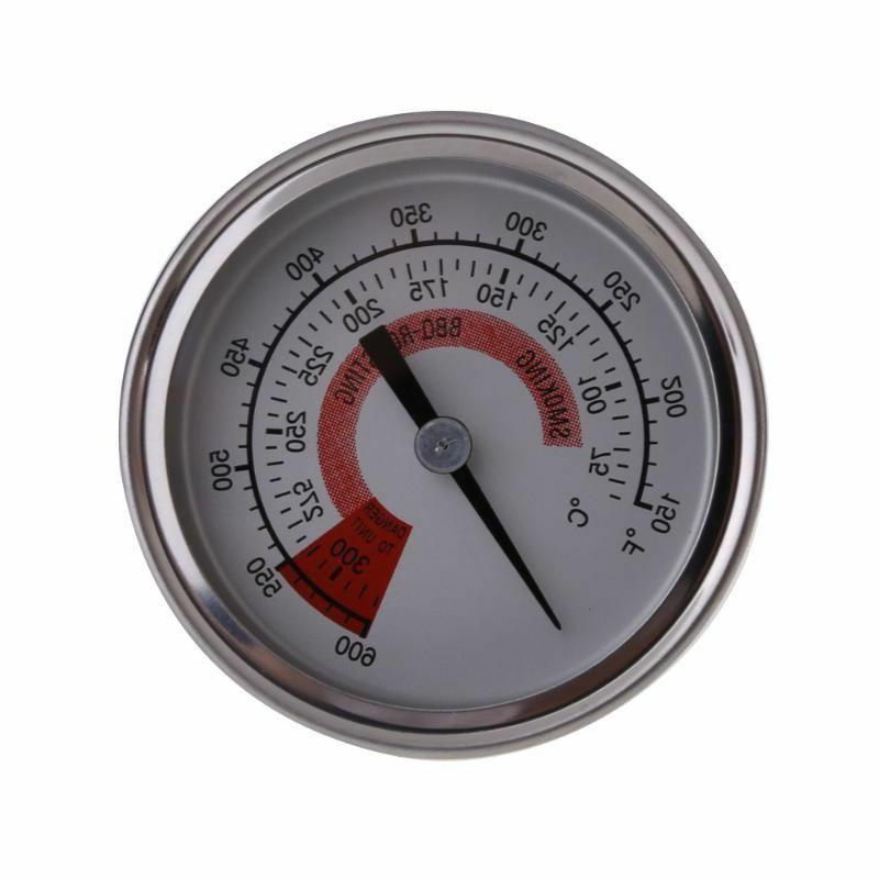 300 degrees bbq thermometer smoke grill oven