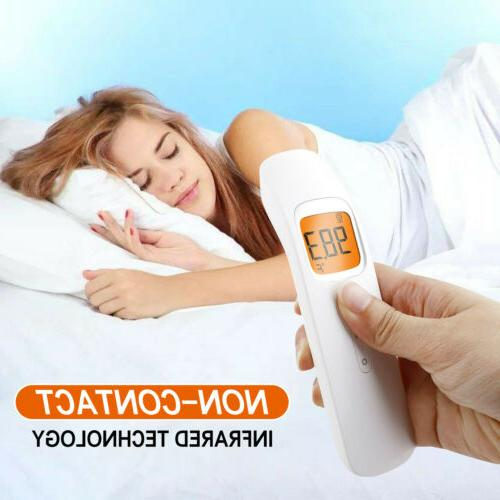 Non Contact IR Infrared Digital Forehead Thermometer Tempera
