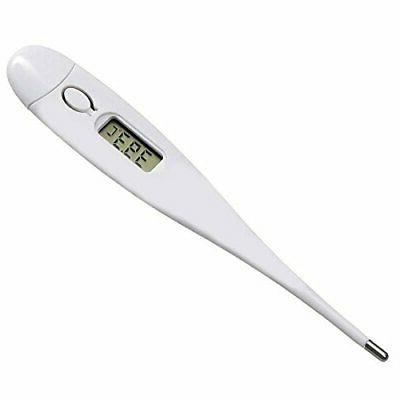 4 digit display digital thermometers for oral