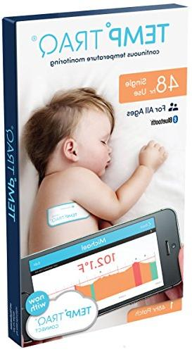 48-Hour Categories Intelligent Baby Fever Monitor Wireless A