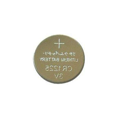 5 Pcs CR1225 3V Battery for Thermometers