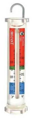 TAYLOR 5927 Food Srv Thermometer, -20 to 60,Analog