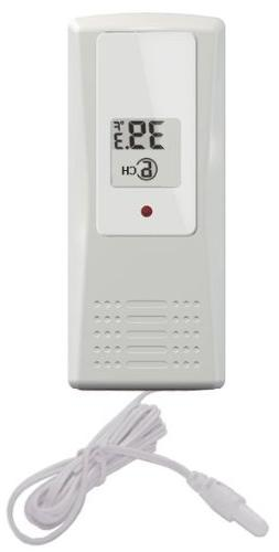 Ambient Weather F007TP 8-Channel Wireless Thermometer with T