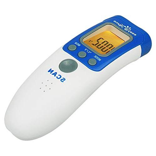 Easy@Home Forehead Thermometer for Fever, Non-contact for Child, NCT-301