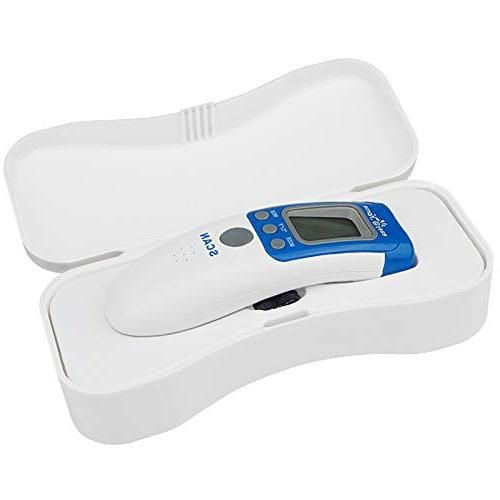 Easy@Home Digital Infrared Forehead Non-contact 3 Modes Thermometer for Baby Child, NCT-301