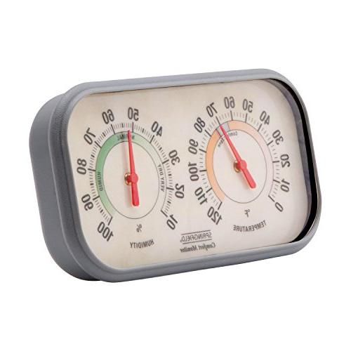 Springfield Color Track Meter Thermometer