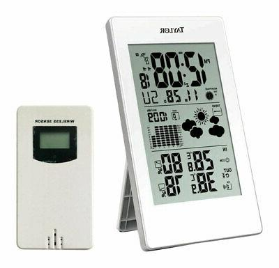 Taylor Precision Products Digital Deluxe Weather Forecaster