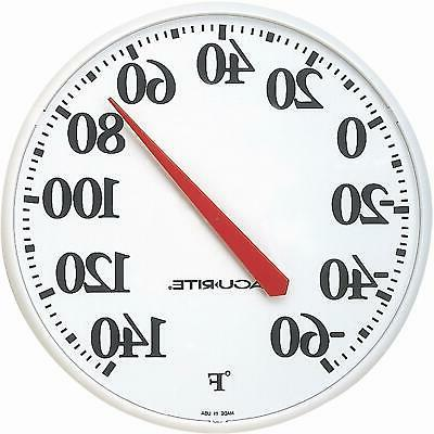 AcuRite Basic Indoor And Outdoor Thermometer