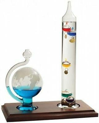 acurite glass galileo thermometer