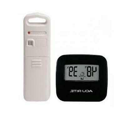 AcuRite Wireless Thermometer with Indoor/Outdoor Temperature