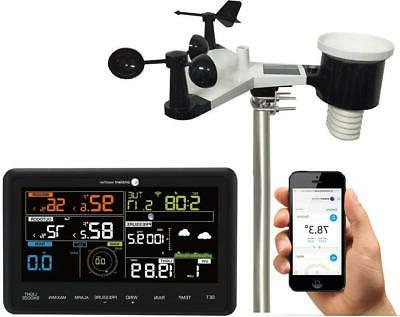 Ambient Smart WiFi Weather Station with Remote Monitoring An