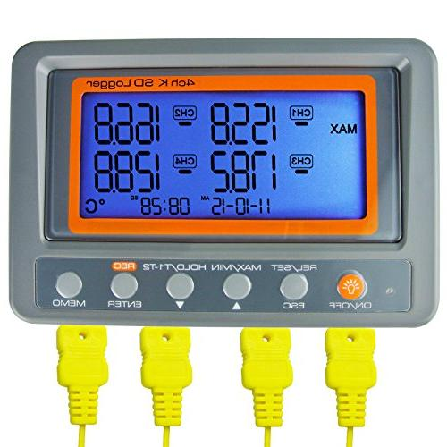 az instruments k thermometer sd